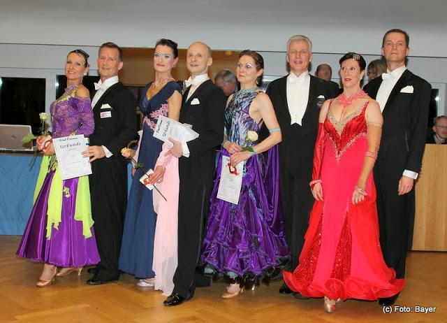 Ergebnisse Seniorentuniere 09.02.2014 im Club Céronne