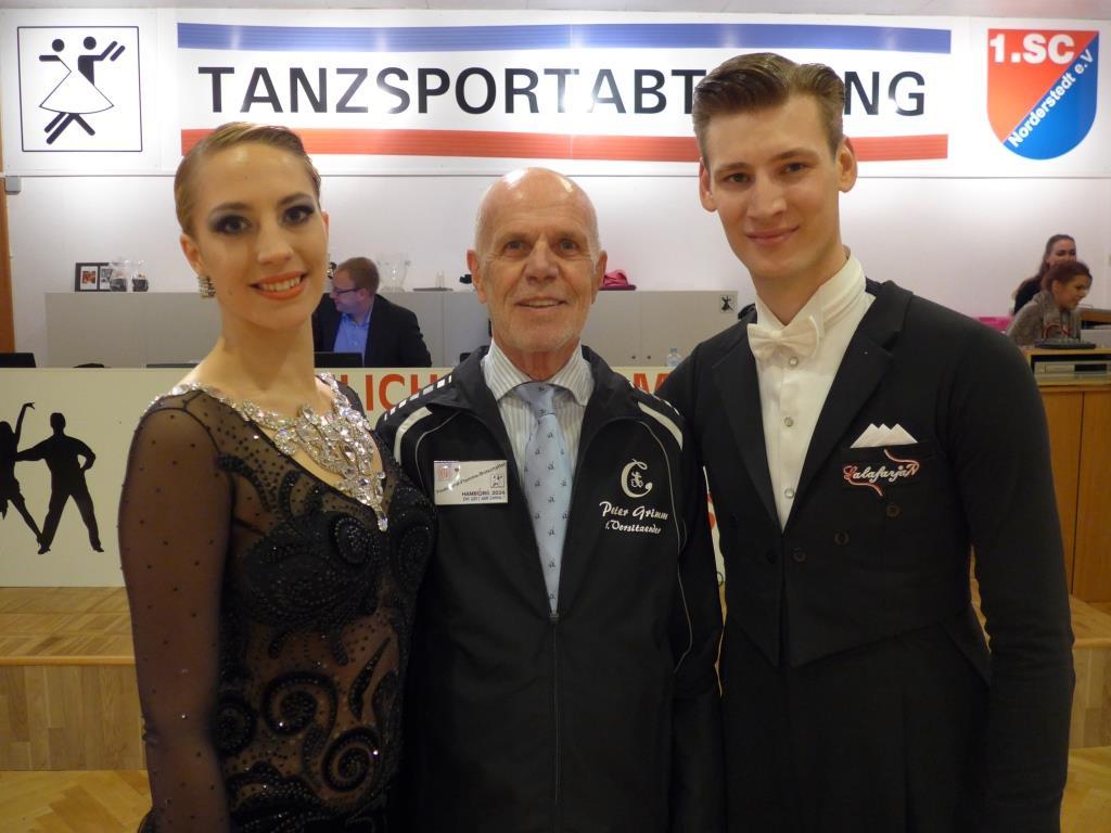 2015 10 13  Norderstedter Tanzsporttage Hgr B St Nesteriuk