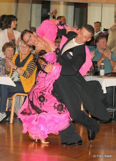 Sven und Judith – Vizemeister DP HGR II Standard
