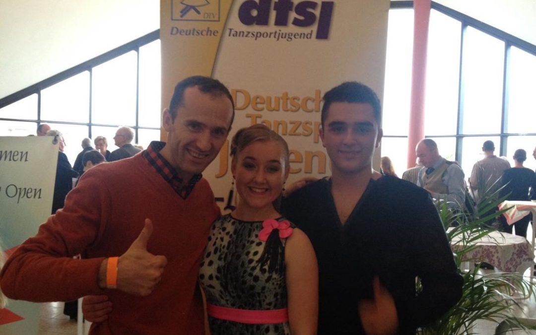 Erfolg auf den Baltic Youth Open