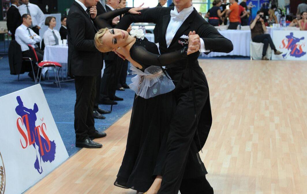 Erfolg bei der WDSF European University Championship in Bratislava