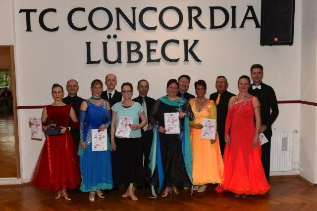 Lübecker Tanzsportwochende