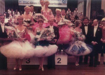 Deutsche Meisterschaft 1980 Senioren S-Klasse