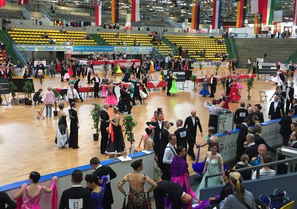 Die Céronnesen bei Hessen Tanzt