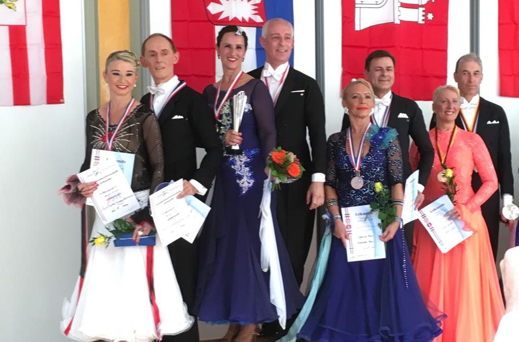 Hamburger Meister und Gesamtsieger GLM Nord Sen III A Standard
