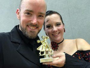Sven Siemsen und Tanja Berger
