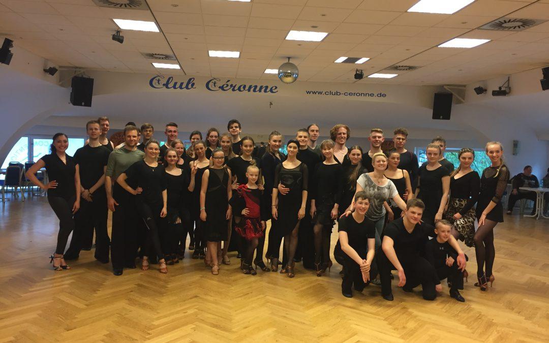 Sondertraining Latein mit Anna Kravchenko 2020