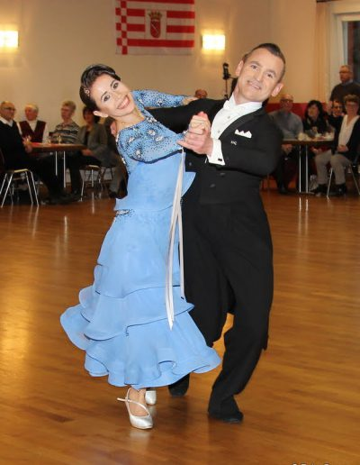 Michael und Larissa Haul